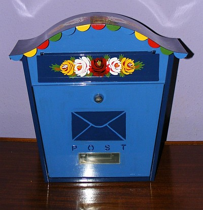 Post Mail Box